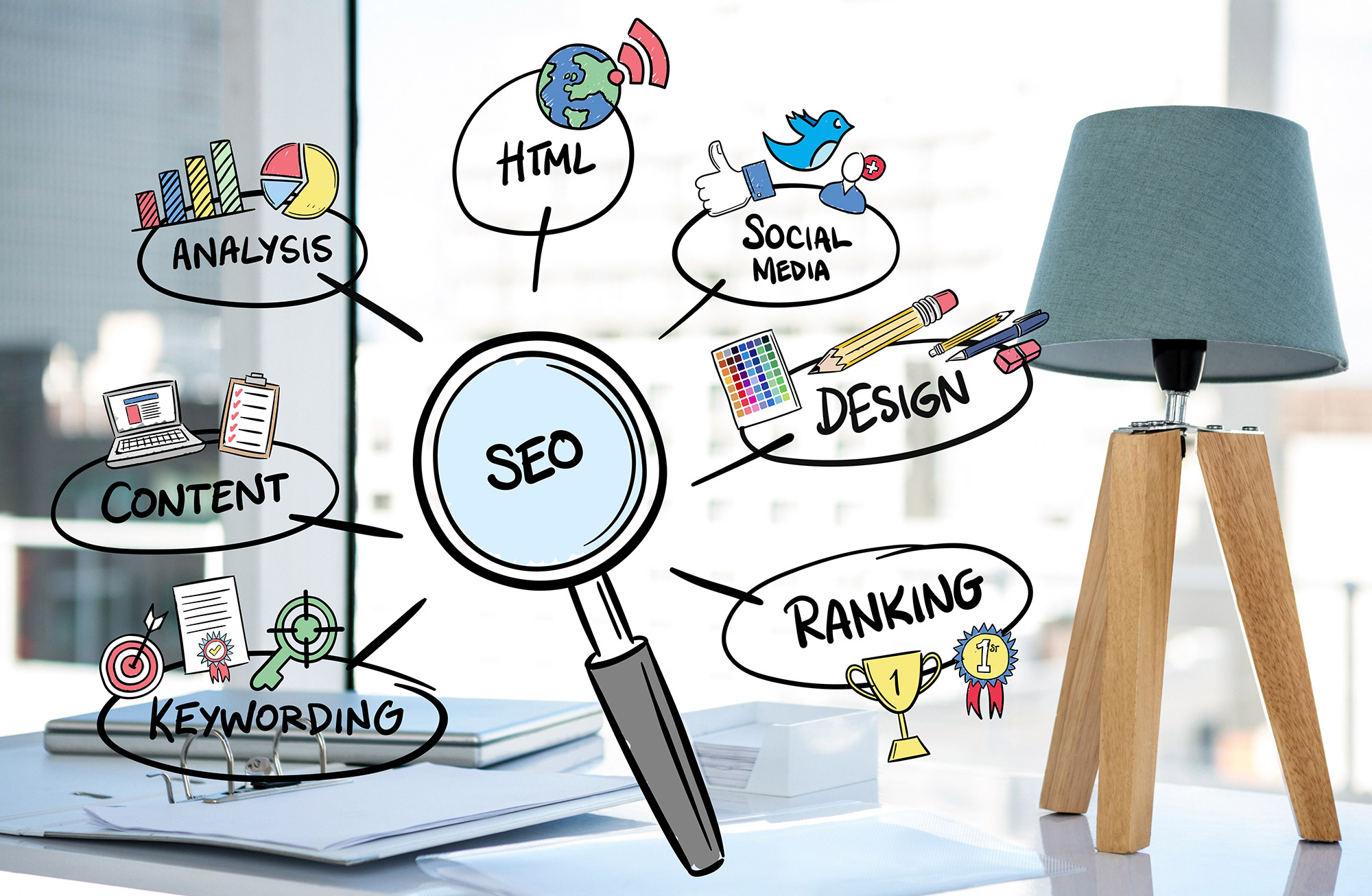 What is SEO, Search Engine Optimisation?